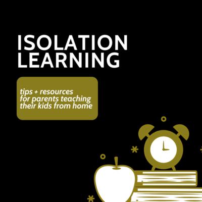 Isolation learning